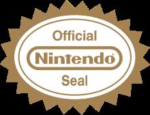 Nintendo Seal Of Approval Nintendo Logo Nintendo Nintendo Switch