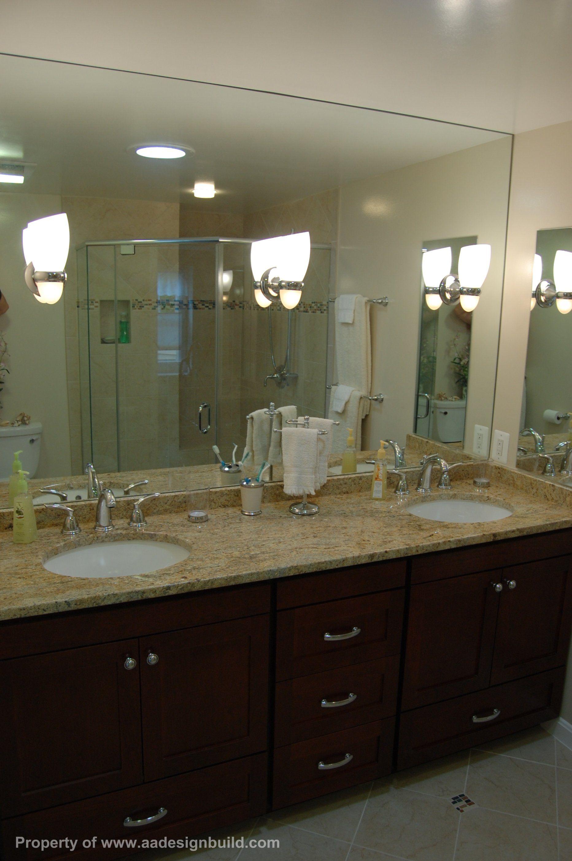 Unusual Bathroom Lightings For Attractive Design Enjoyable Double Washbasin Grey Marble Tops Panel Also