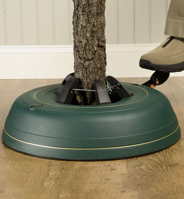 Just found this Christmas Tree Stand Adjustable - The Worlds Easiest