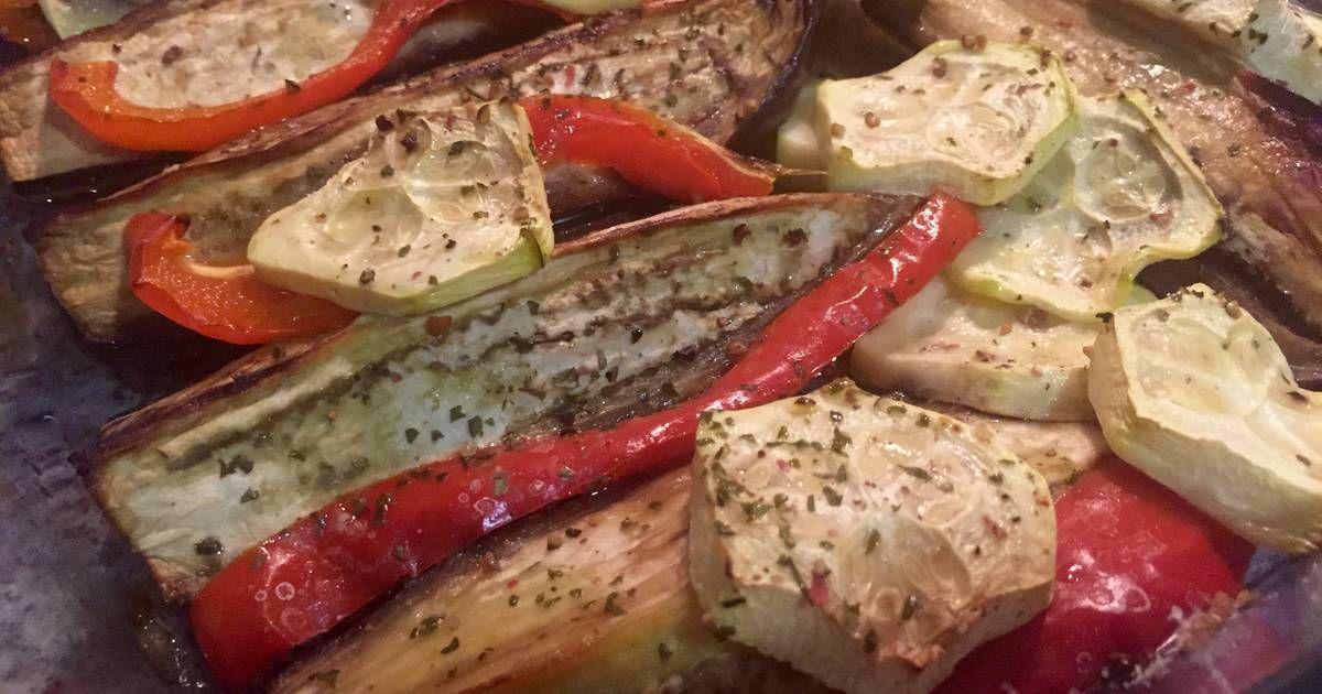 recetas de berenjenas asadas light