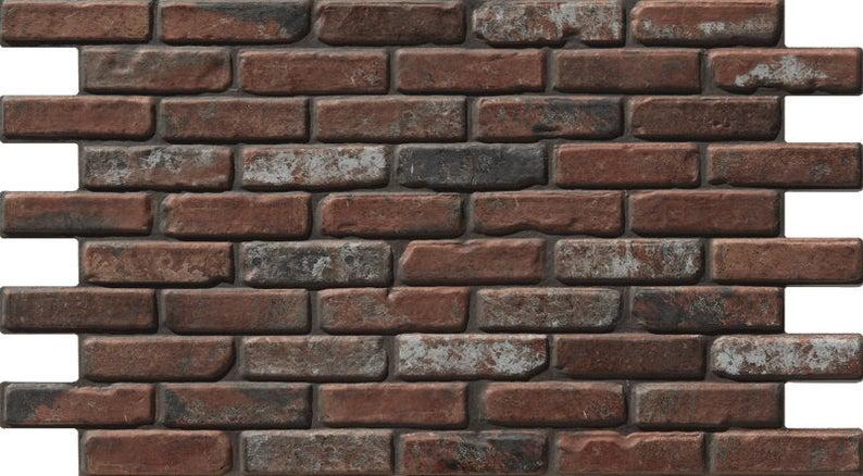 Sample Laurel Canyon Faux Brick Wall Panel In 2020 Faux Brick Wall Panels Brick Wall Paneling Faux Brick Walls