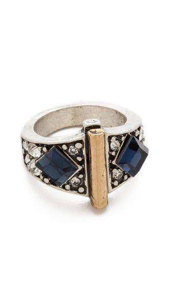 Lulu Frost Stardust Ring- really pretty