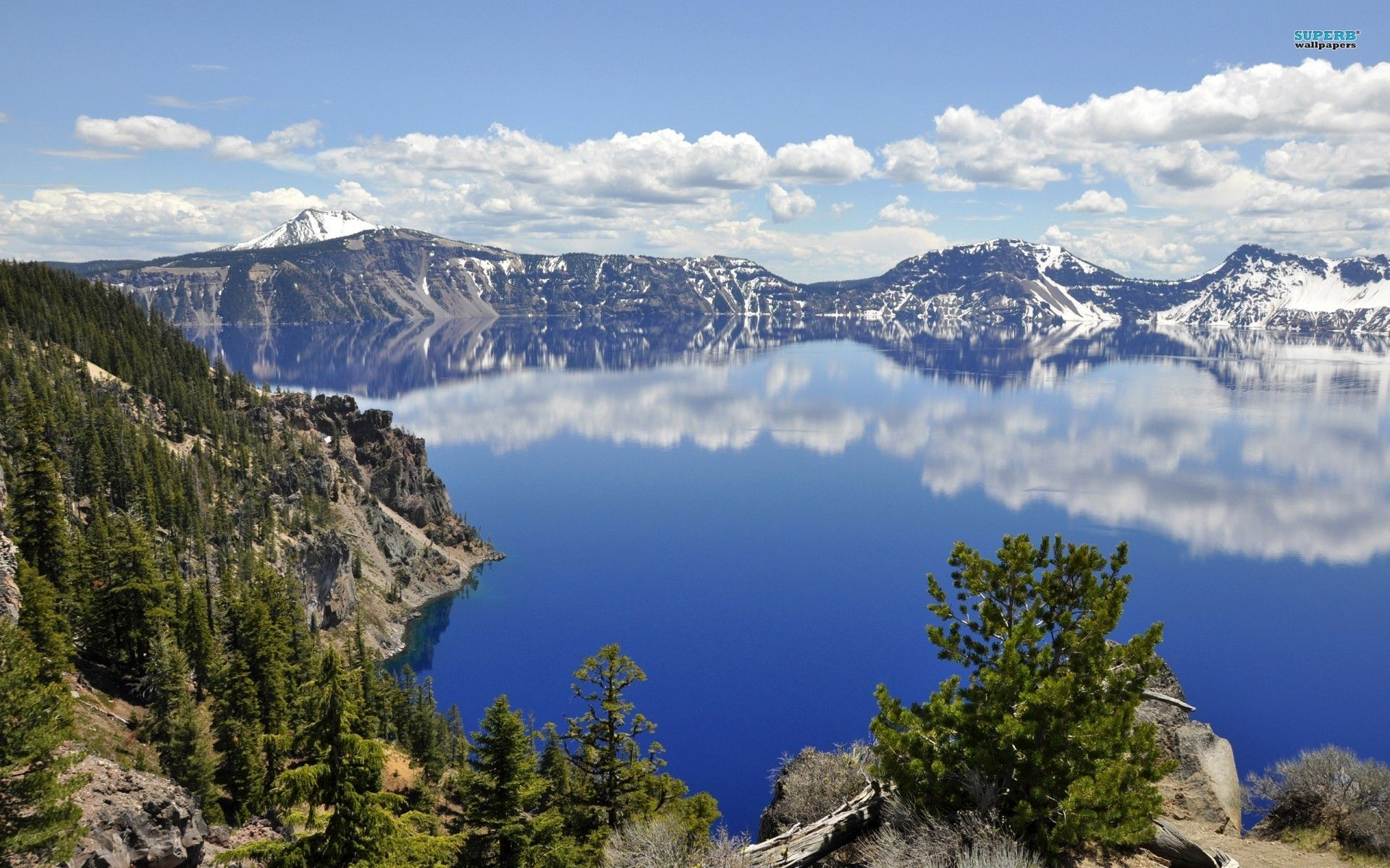 crater lake | crater lake wallpaper 1920x1200 | cool geology