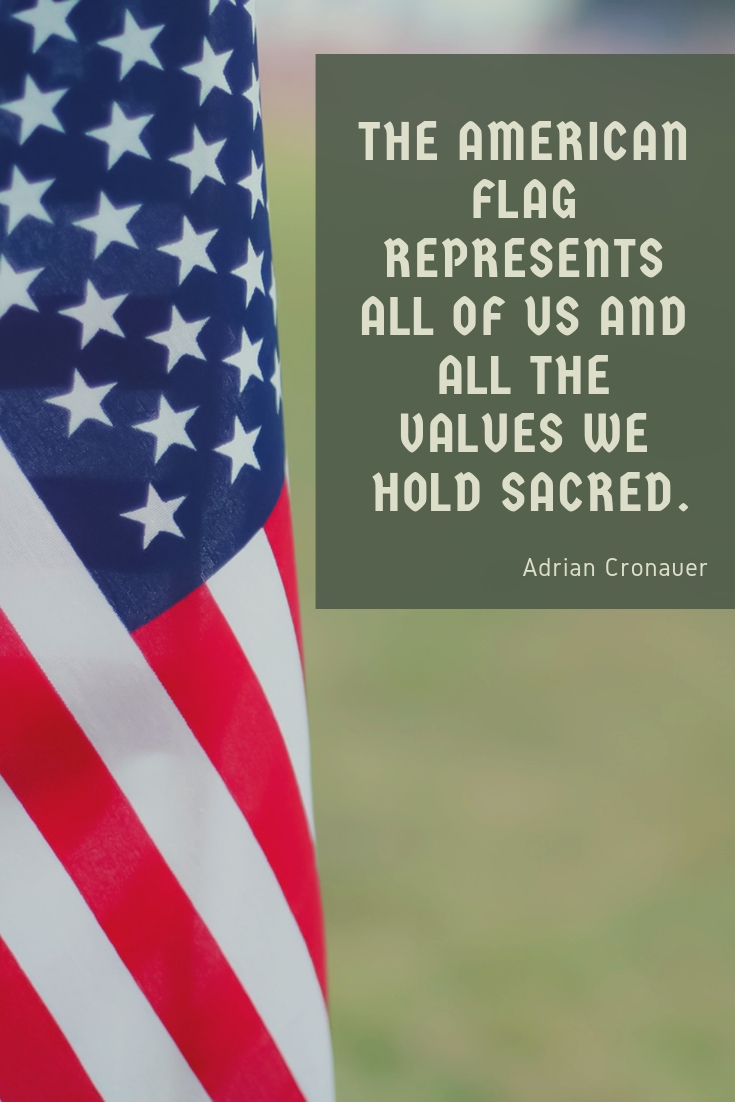 Pin On American Flag Quotes