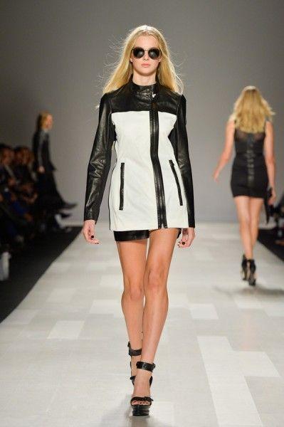 Toronto Fashion Week: Rudsak SS'14. Photo by George Pimentel