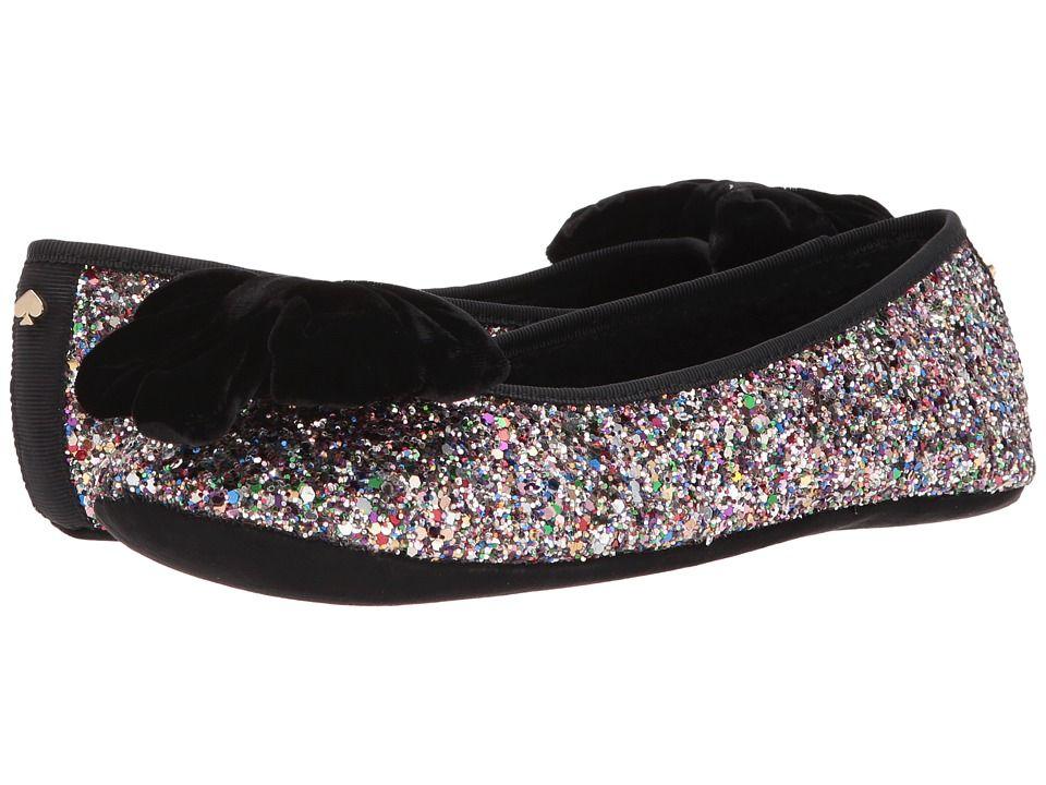99f01ffcb4c2 Kate Spade New York Sussex Women s Shoes Multi Plush Glitter ...