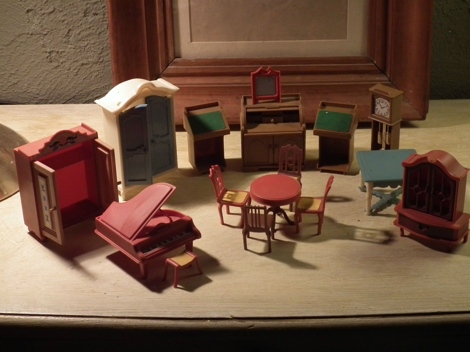 Nice Dolls House Furniture By Jean Of West Germany | EBay