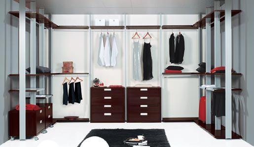 cmo elegir un vestidor o closets para nuestro cuarto de dormir fotos de vestidores