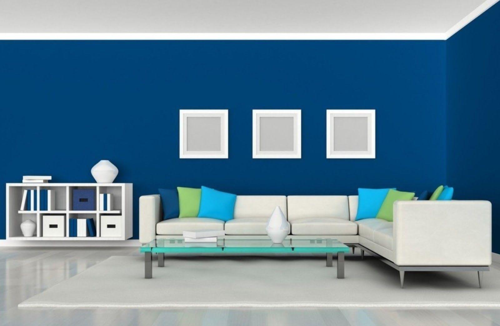 25 Blue Color Scheme Trends 2018 | Living room colors ...