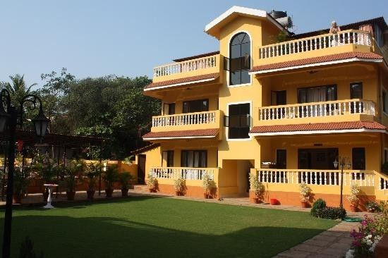 Marina Bay Beach Resort Goa For A