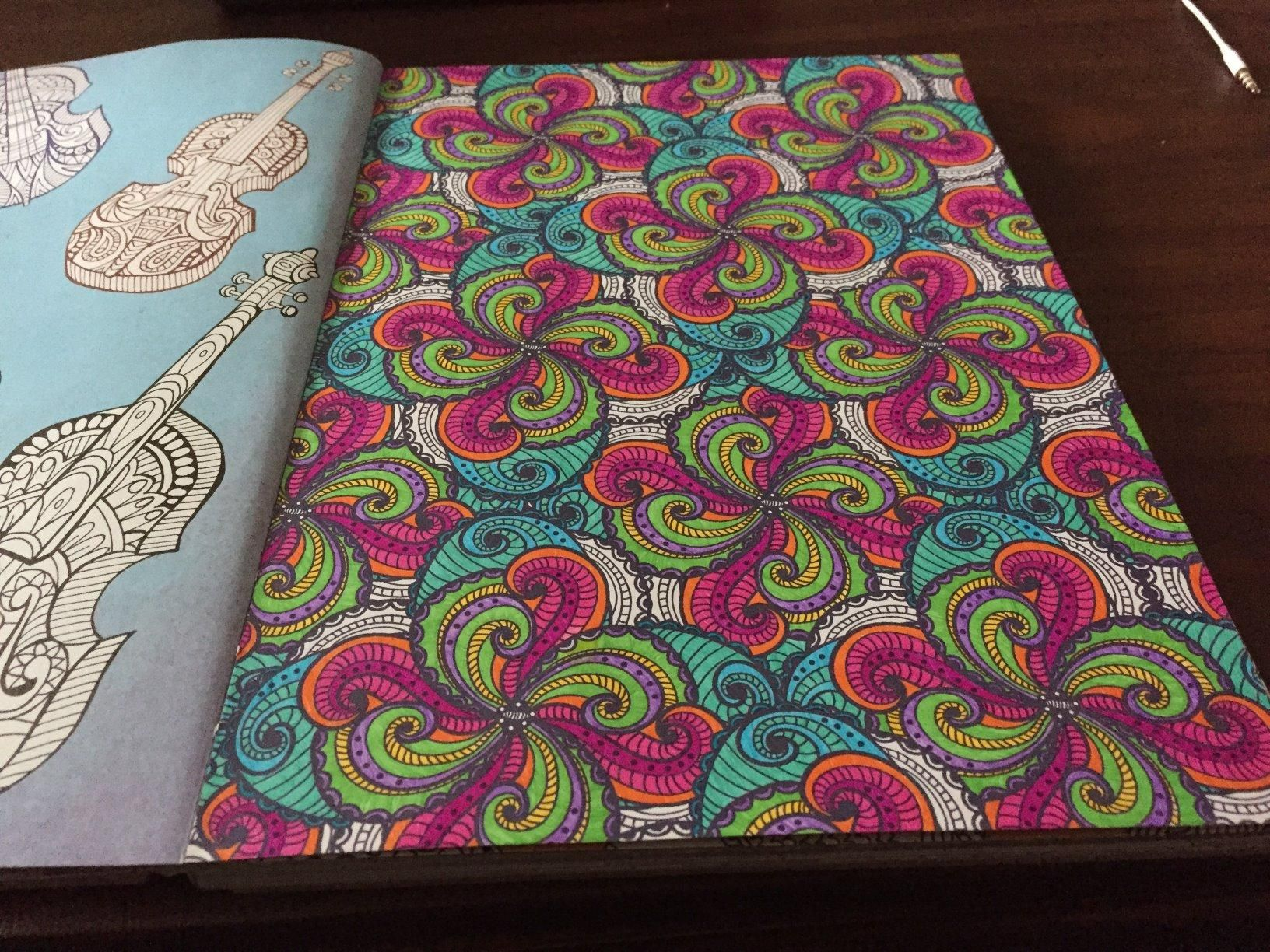 Amazon Com Creative Therapy An Anti Stress Coloring Book 9780762458813 Hannah Davies Richard Anti Stress Coloring Book Antistress Coloring Coloring Books