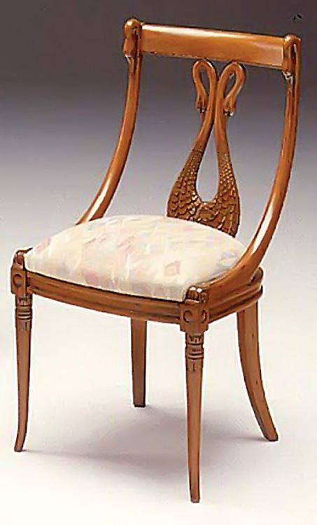 Gl 233 S Side Chair Fancy