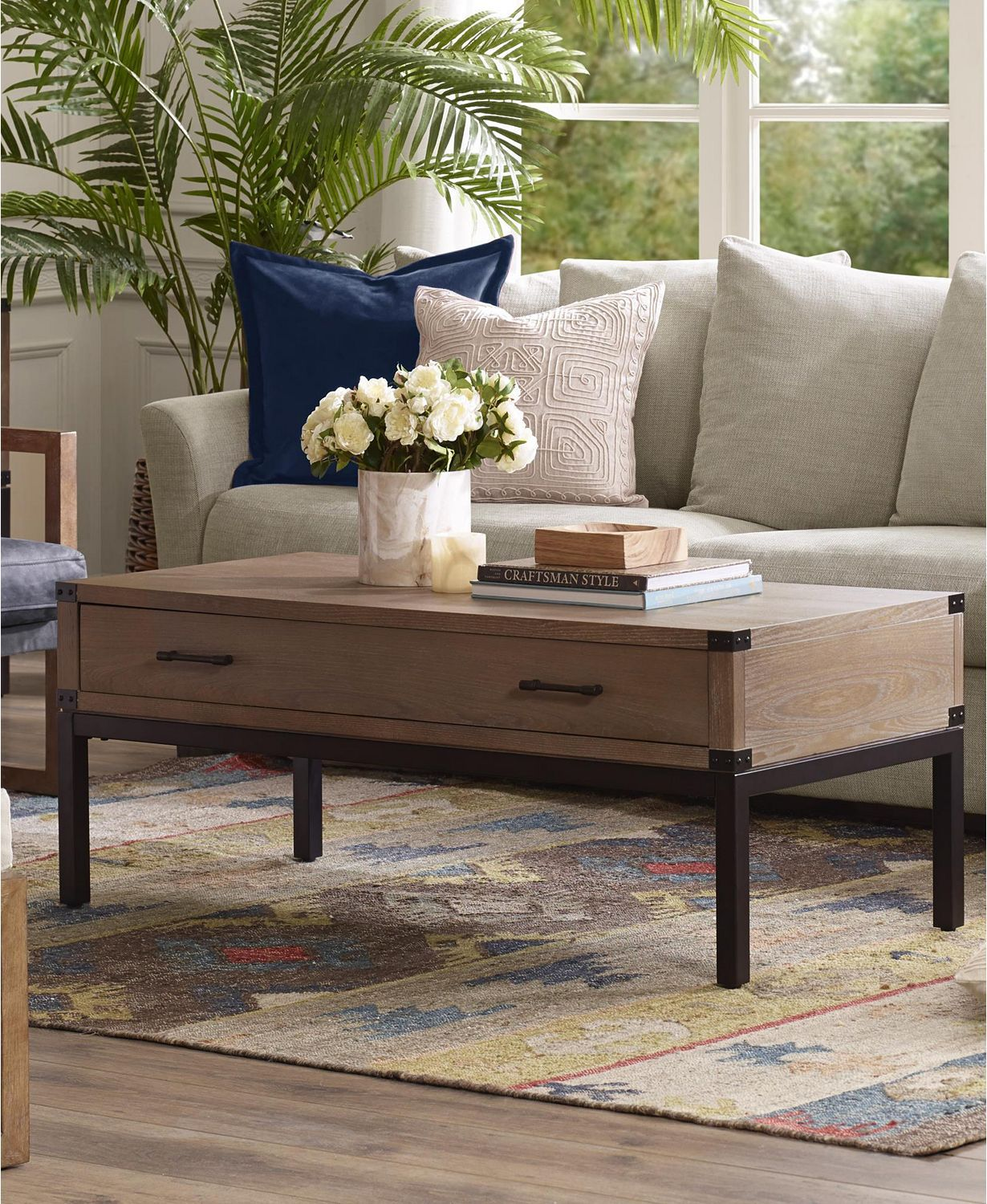 Furniture Hillary Coffee Table Reviews Furniture Macy S In 2020 Coffee Table Coffee Table Grey 4 Piece Coffee Table Set [ 1500 x 1230 Pixel ]