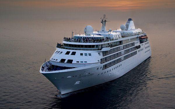 Pin On Silversea Cruises Line Ships