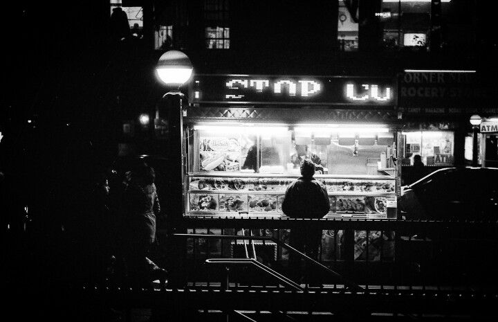 """""""Into The Glowing Light""""  #streettogs #nyc #streetphotography"""