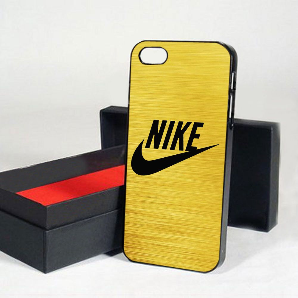Nike Swoosh Gold Logo iPhone Case iPhone 4 5 6 6s Plus Samsung iPod Nike  Cases #UnbrandedGeneric | Phonecases | Pinterest | Sirens, Man women and  Gold