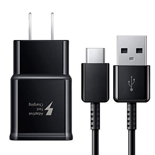 Adaptive Fast Charger for Galaxy S8 S8  S9 S9  S10  Note 8 Note 9 USBC 31 TypeC C