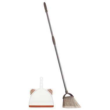 Michael Graves Design Smooth Sweep Broom And Dustpan Jcpenney Broom And Dustpan Broom Design