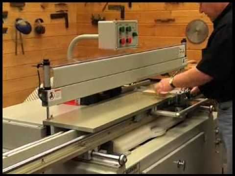 Laguna Tools Cabinet Door Machine Part 1 Visit Us At Www