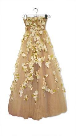 Valentino sparkling dress
