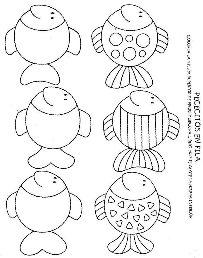 Completar Dibujos Para Imprimir Y Coloreardibujos Para Imprimir Y