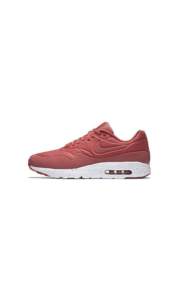 6abb29a9416 Nike Men  s Air Max 1 Ultra Moire Terra Red Terra Red White Running ...