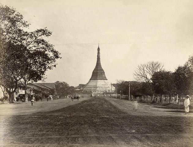 Sule Pagoda, Yangon, Myanmar. | Yangon, Burma myanmar, Myanmar