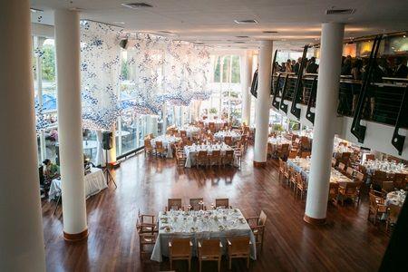 A Modern Waterfront Wedding at an Upscale D.C Restaurant ...