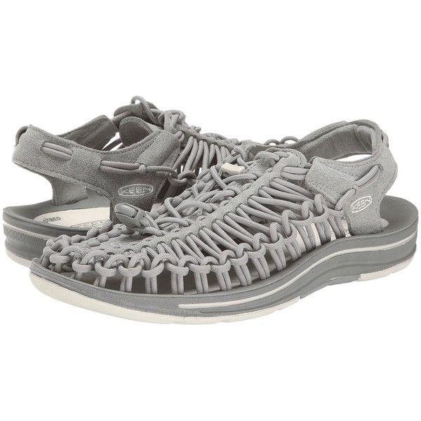 Designer Clothes, Shoes & Bags for Women | SSENSE. Gray ShoesUp ShoesKeen  ...