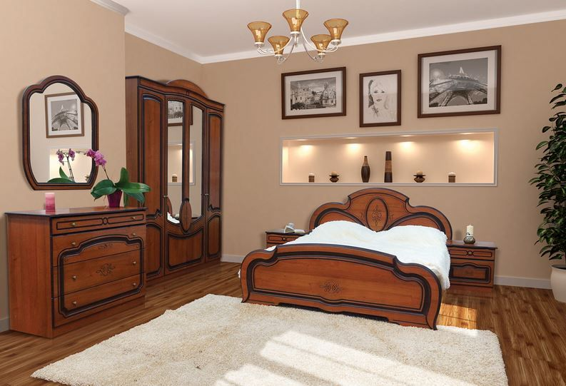 спальня полина набор современная мебель украины Pinterest