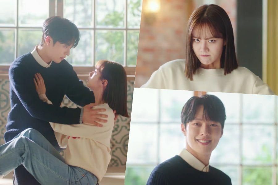 """Watch: Girl's Day's Hyeri Is Not Amused By Jang Ki Yong In """"My Roommate Is Gumiho"""" Teaser"""