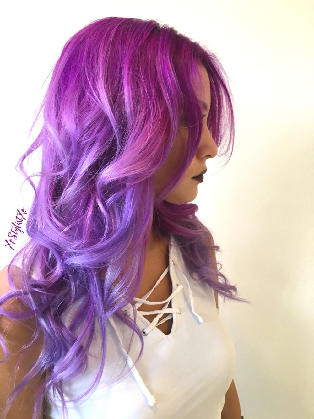 Pulp Riot Hair Color By Xostylistxo