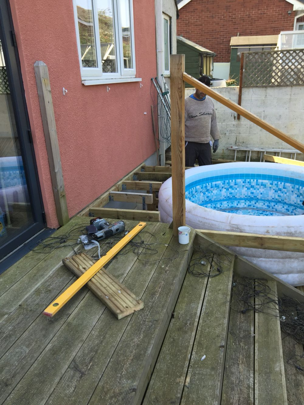 Jacuzzi Outdoor How To Build