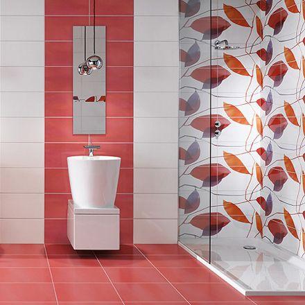 Resultado de imagen para pisos y azulejos para ba os - Azulejos con dibujos ...
