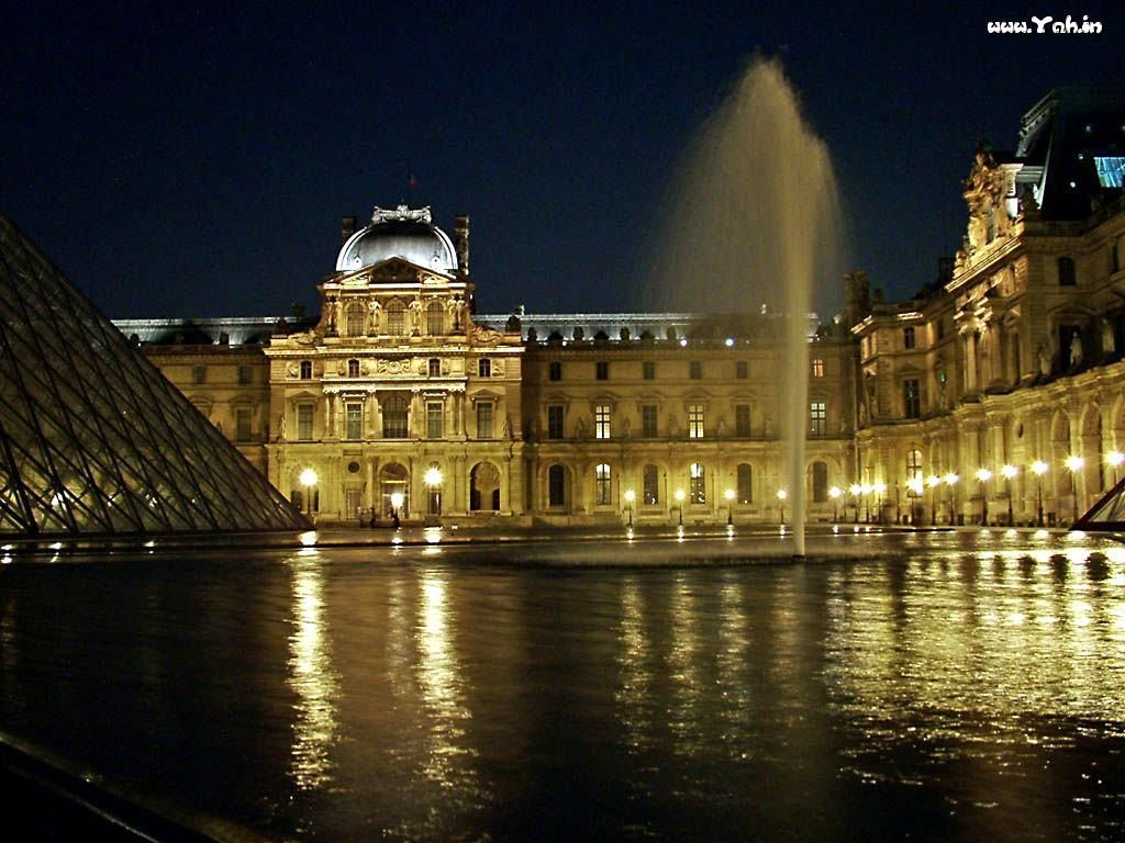 Pin By Mona Mae On Backgrounds: Musée Du Louvre In Paris. I Would Love To See The Mona