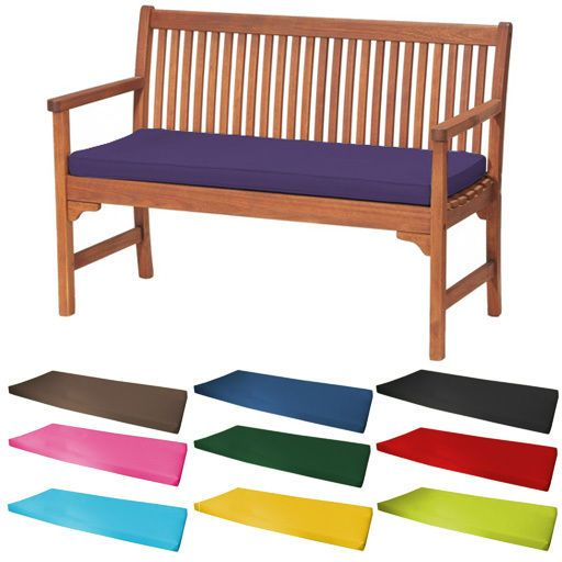 Details About Outdoor Water Resistant 2 Seater Bench Swing Seat