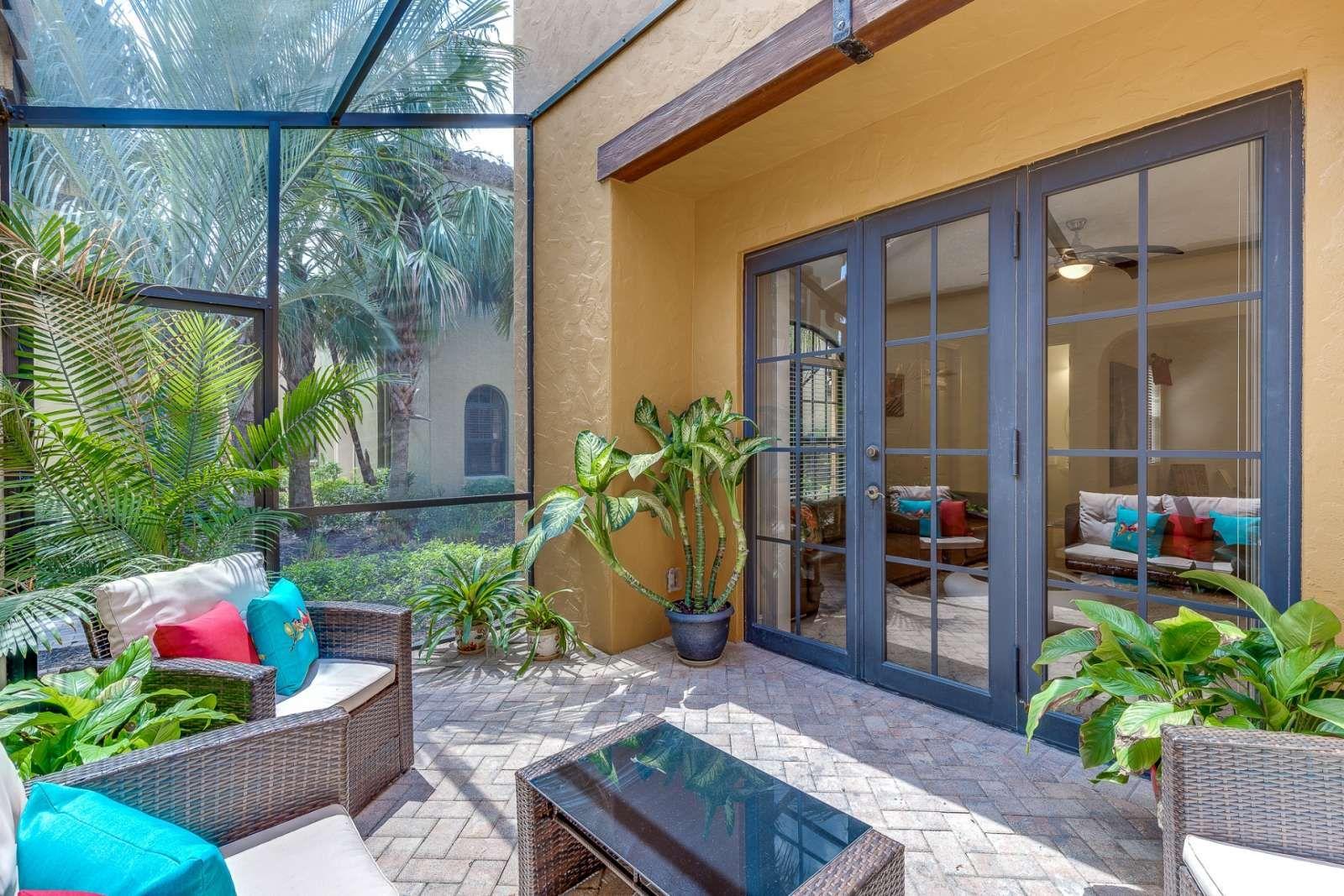 Fort myers vacation rental enjoy a stunning resort