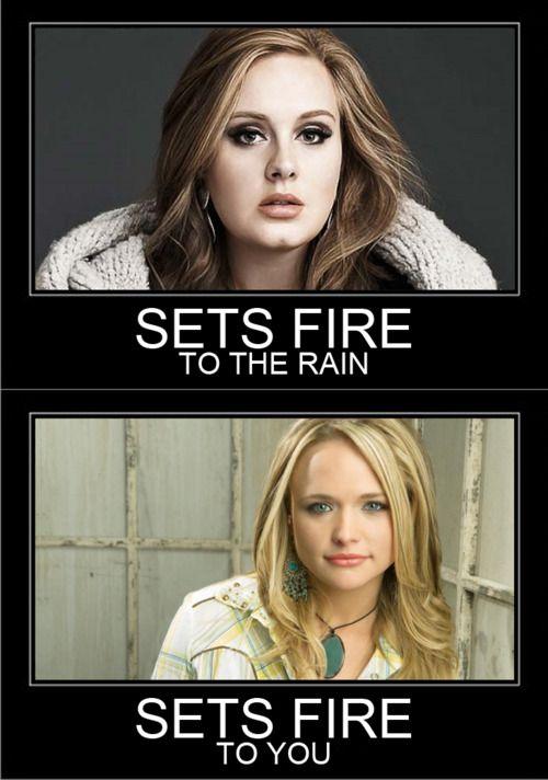 Haha Miranda Lambert
