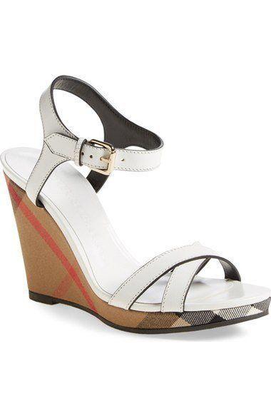 'Rastrickson' Wedge Sandal