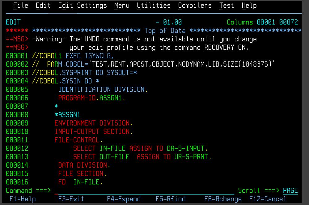 Computer Programming Cobol Png Google Search Cobol Computer Programming The Undone