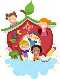 imagenes de educacion inicial caricaturas - Buscar con Google