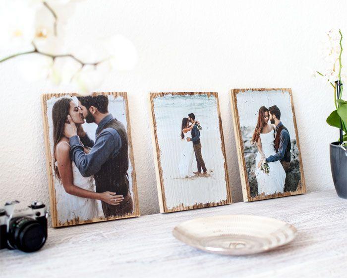 vintageholz lumberprint dein foto auf holz holzdruck hochzeitsideen pinterest foto. Black Bedroom Furniture Sets. Home Design Ideas