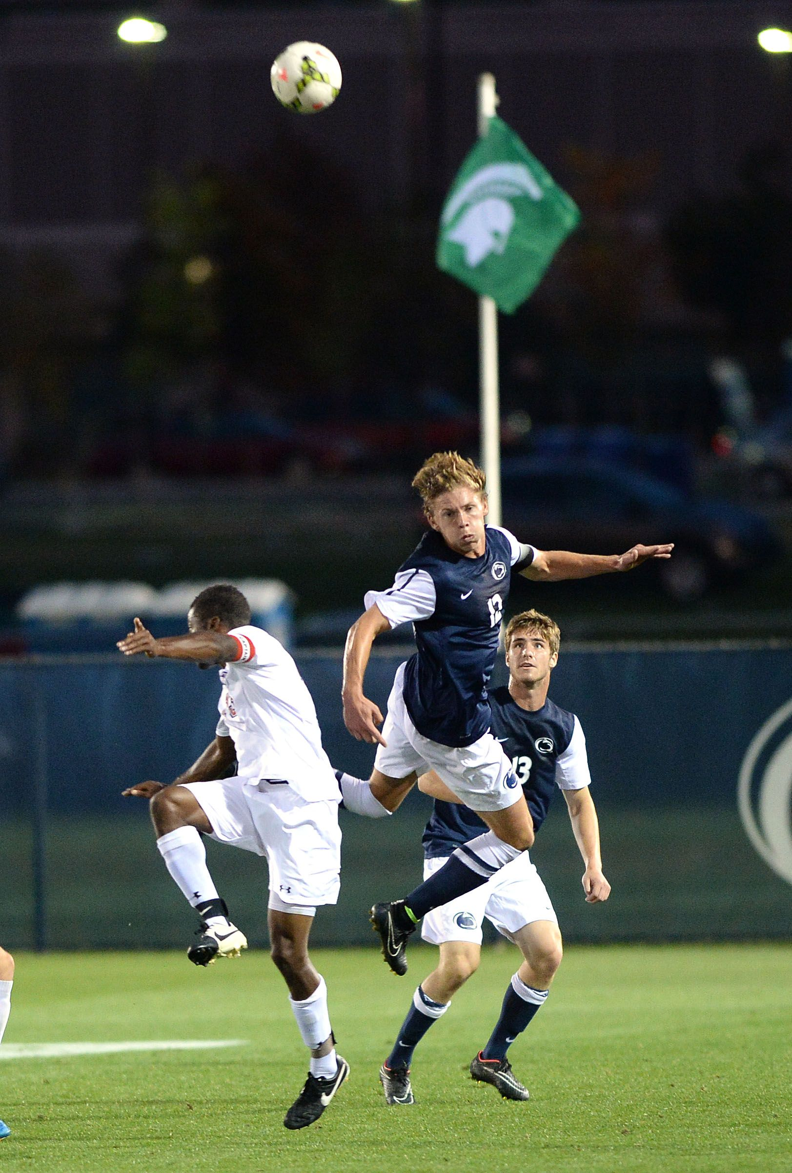 PENN STATE ATHLETICS Men's undefeated soccer team