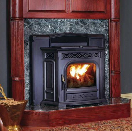 inset pellet stove design wood pellet stoves fireplace inserts rh pinterest com  fireplace inserts wood pellets