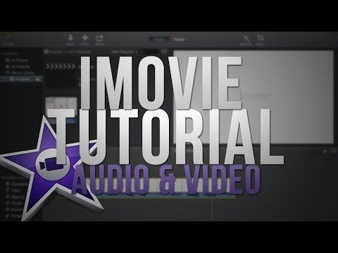Creating Professional End Credits In iMovie (988) - YouTube
