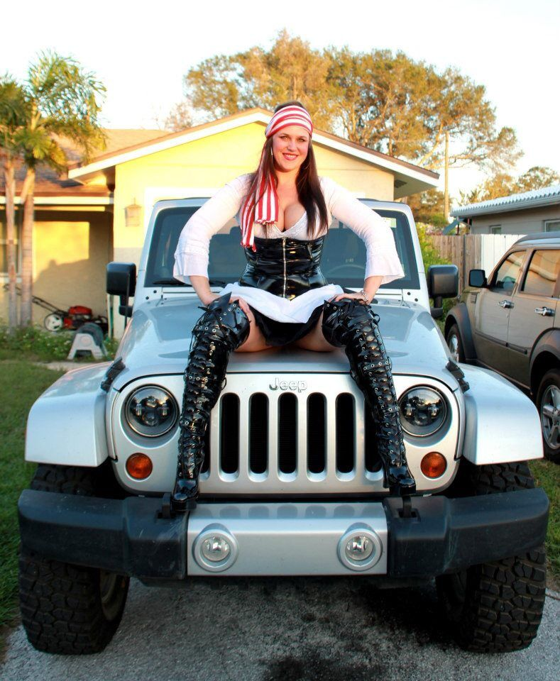 Jeep Interest Rates >> Pirate Jeep Girl, maybe a winch? | (OIIIIIIIO) Jeep Girls (OIIIIIIIO) | Pinterest | Jeeps, Jeep ...