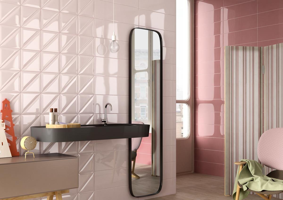 PIASTRELLE DOUBLE, bagno moderno ceramica bicottura #ImolaCeramica ...