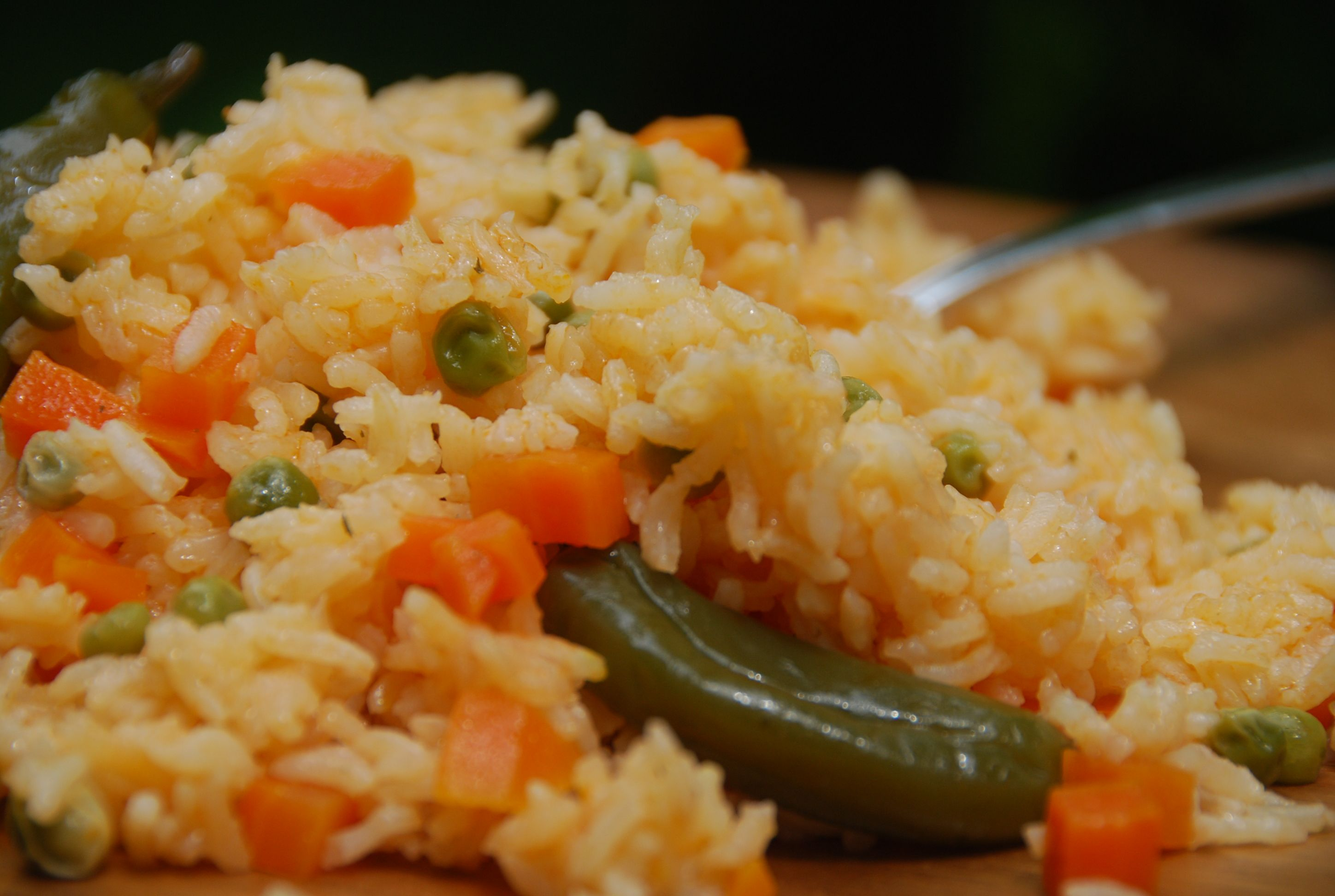 Mexican Style Rice Recipe (With images) Mexican food