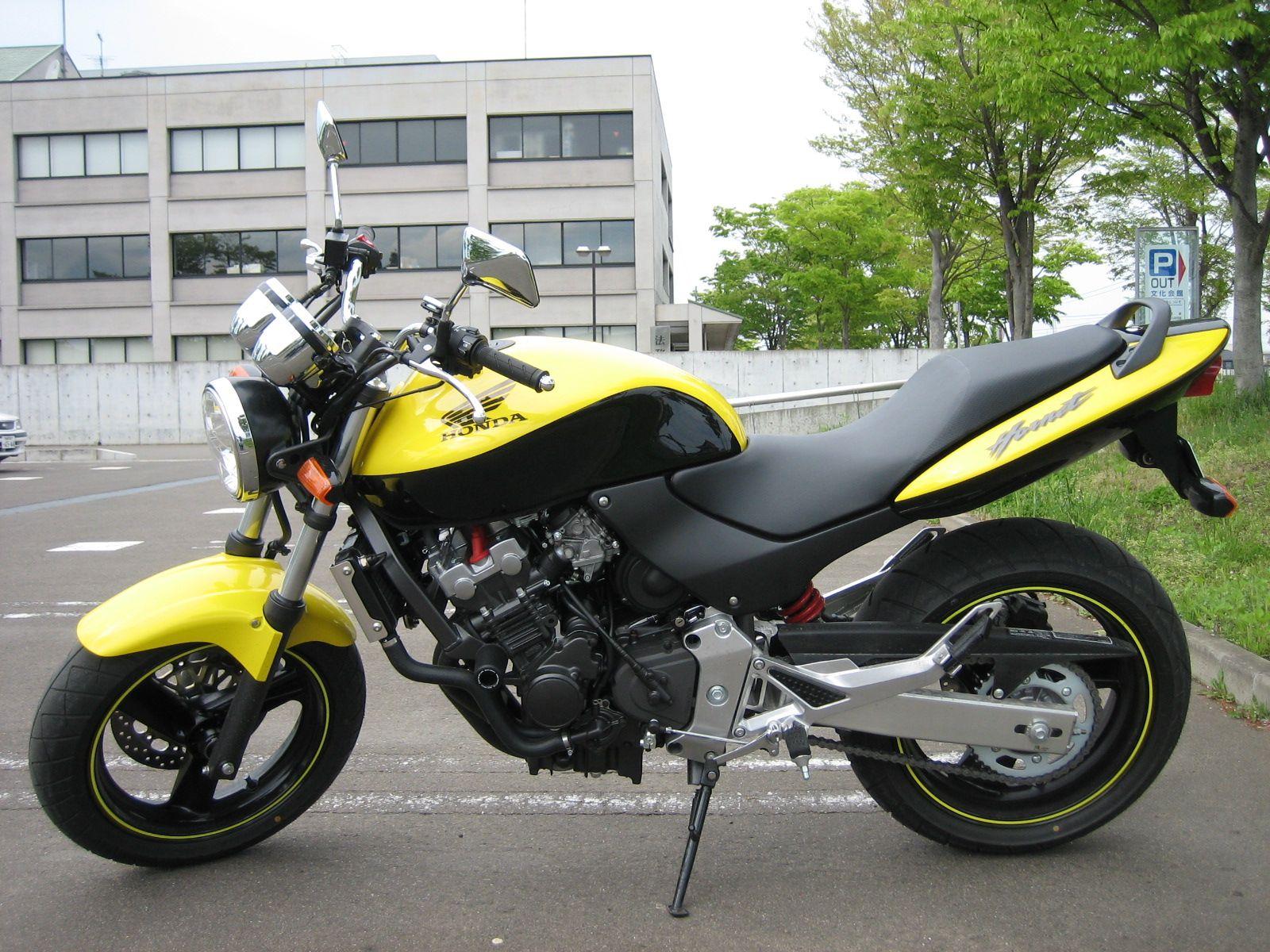 Honda Cb250f Hornet Super Motos Motos