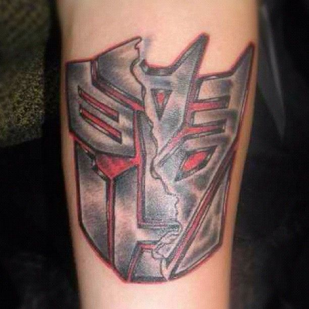 transformers tattoo tattoos robots male arm bronx ny nyc transformer tattoo tatting. Black Bedroom Furniture Sets. Home Design Ideas